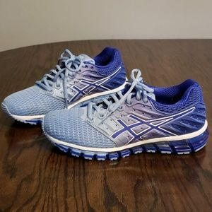 Asics gel-quantum 180 running sneakers size 7.5 wo